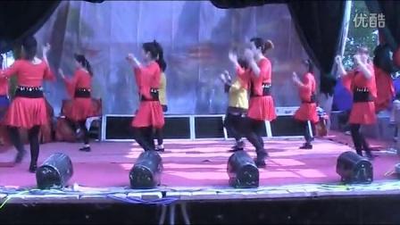 濮阳县八公桥杜家楼广场舞20151228
