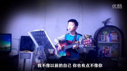 """""""依然爱你"""" 王力宏 吉他弹唱201512251009"""