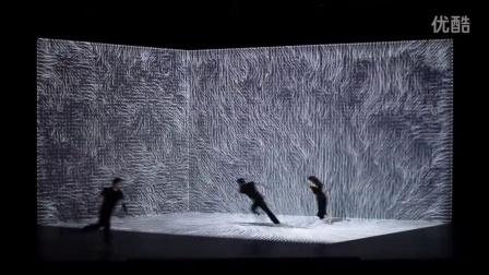 创意舞蹈:空气的运动