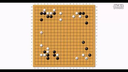 老刘围棋系列讲座之《老刘说恶手》方向性错误