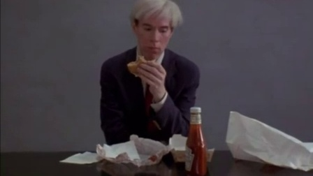 Andy Warhol:我这个人有个好处,就是我没有内涵