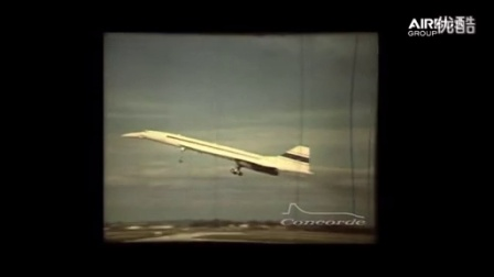 协和客机珍贵影像
