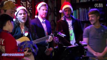 圣诞节吉他弹唱<圣诞快乐>【朱丽叶吉他】翻唱指弹吉他独奏自学入门教学教程