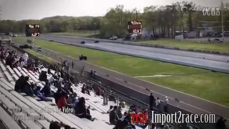 汽车世界:日产GTR 9秒拖动赛_PMCcn.com_9