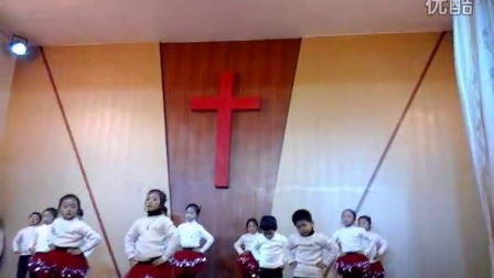 基督教舞蹈《爸爸妈妈的爱》