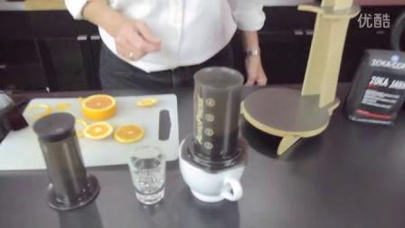 水果咖啡-爱乐压出品