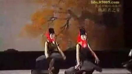 桃李杯_维吾尔族刀郎组合课 新疆维吾尔自治区阿克苏艺术学校