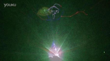 唐山激光动画 变形金刚 激光动画