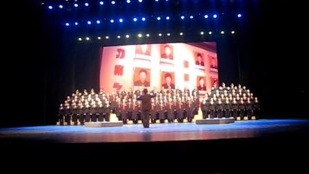 东台市人民法院代表队大合唱《法官之歌》杨国富摄