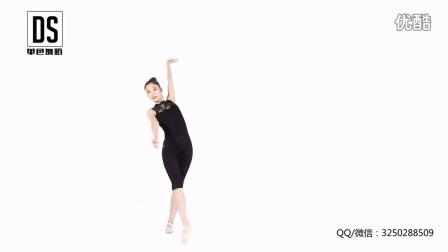 形体身韵《冰菊物语》分解教学第6讲  单色舞蹈中国舞教练培训班