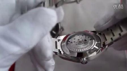 欧米茄海马大黄蜂KW厂高仿对比正品_www.58fkb.com_DBPC评测视频