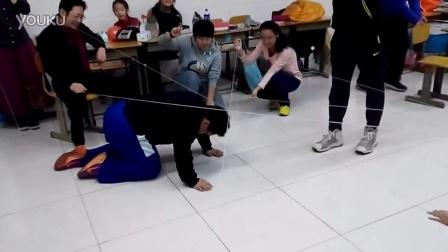 2016年元旦联欢之小豪穿越<偷天陷阱>