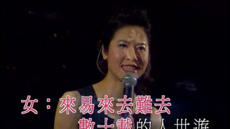 罗大佑vs袁凤瑛-滚滚红尘伴奏(罗大佑2004香港演唱会)