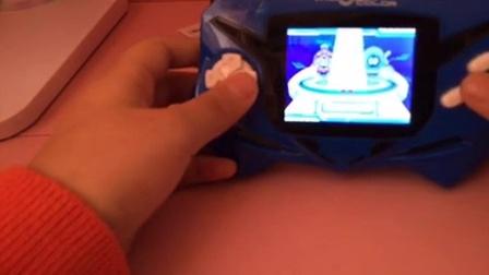 梦龙彩色游戏机