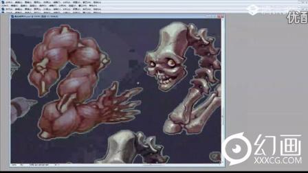 【幻画CG】聚鎏陶《手绘动漫到数字绘画CG创作》第三章第3节(2015.12.18)