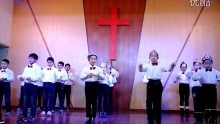基督教舞蹈《奇妙的双手》