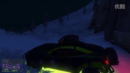 《GTA OL》老司机联机实况 #3雪地越野实况