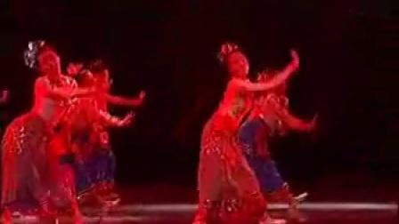 桃李杯群舞_黎母山的阿妹 海口市亚安舞蹈艺术学校