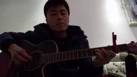 月亮代表我的心 吉他弹唱