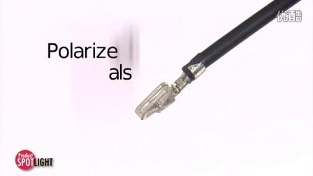 莫仕-EdgeMate™ 电线到边缘导电触片连接器