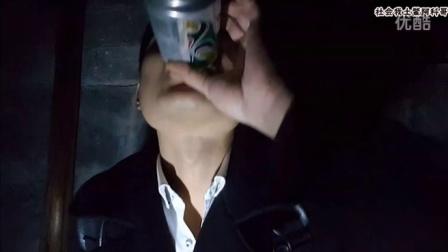 2016.1.2啤酒钉再探荒山恐怖存放棺材老宅!35分左右灵异敲打声无法解释!