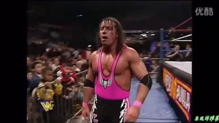 WWE 2016 1月4日屈服赛 Stone Cold vs Bret Hart