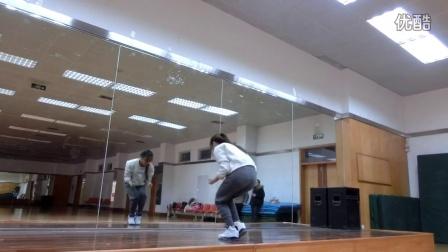 May J Lee编舞【Be my baby】镜面慢动作分解舞蹈教学