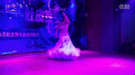 昆明艾米尔肚皮舞专业培训机构---圣诞狂欢<我心永恒>
