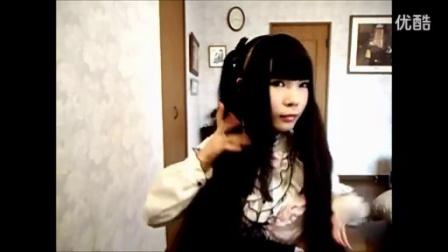 日本及地长发的美女momoco,发长1.89米啦(新视频之一)_标清