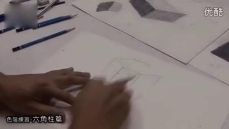 油画视频教程_线描人物速写图片_儿童素描色彩速写素描入门美术