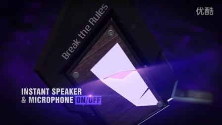 TESORO铁修罗铠雷神盔物理5.1声道电竞耳机广告视频