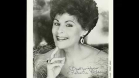 Roberta Peters 56岁演唱咏叹调 Il dolce suono 那柔和的声音