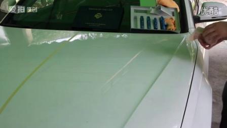 卡德姆汽车镀晶自己在家施工视频