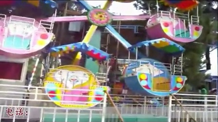 儿童观览车儿童游乐场设备郑州伊乐园厂家直销