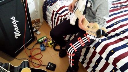 HANKER ST款电吉他 简单试听