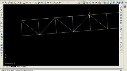 录像303钢结构设计培训教程3d3s培训视频