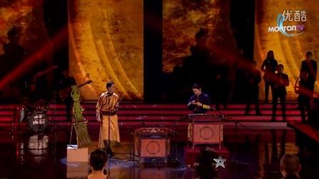 蒙古国达人秀超强民族乐器演奏