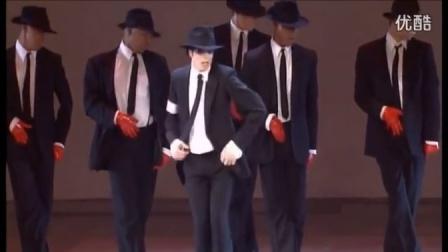 MJ杰克逊Michael Jackson - Dangerous Live {HD - 720p} 1995 MTV Awards_超清