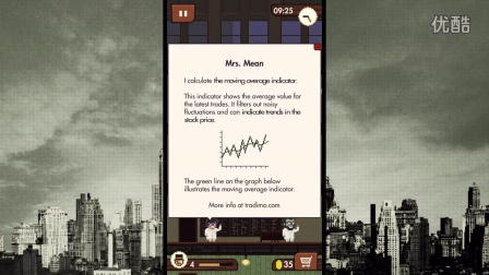Little Traders 《小小交易人》股票手机游戏演示