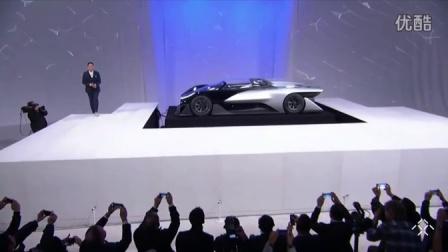 【CES 2016】Faraday Future 和乐视发布Zero 1概念车