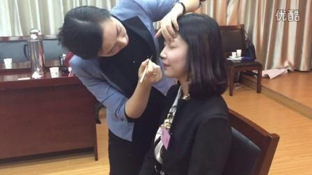 礼仪培训师培训班化妆礼仪视频分享,环球礼仪培训机构出品