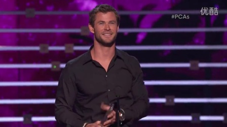 【ChrisHemsworth吧】PCA's Favorite Action Movie Actor is Chris Hemsworth