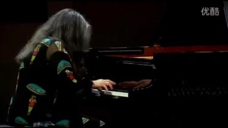 阿格里奇 - 巴赫组曲第2号 - 韦尔比耶音乐节(2008)