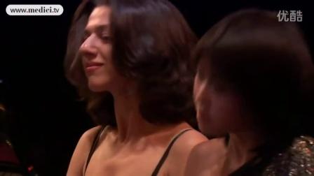 勃拉姆斯 第1号匈牙利舞曲 - 王羽佳,卡蒂雅·布尼亚季什维莉