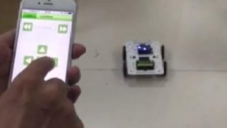 EspDuino 开发的智能小车