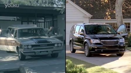 克莱斯勒汽车创意短片3Td015339