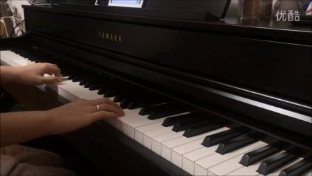 钢琴曲  班得瑞《初雪》 B_tan8.com