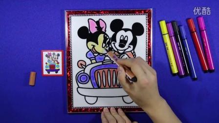 亲子游戏 米奇图画 智力游戏 米老鼠小游戏  奥特曼 儿童涂画