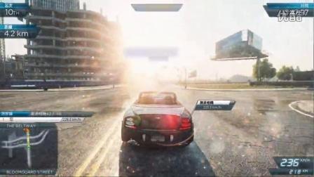 《极品飞车17》试驾#3 Bentley Supersports ISR