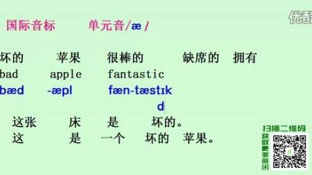 6. 新概念英语 英语音标 英语学习视频 成人零基础学英语 初级英语口语